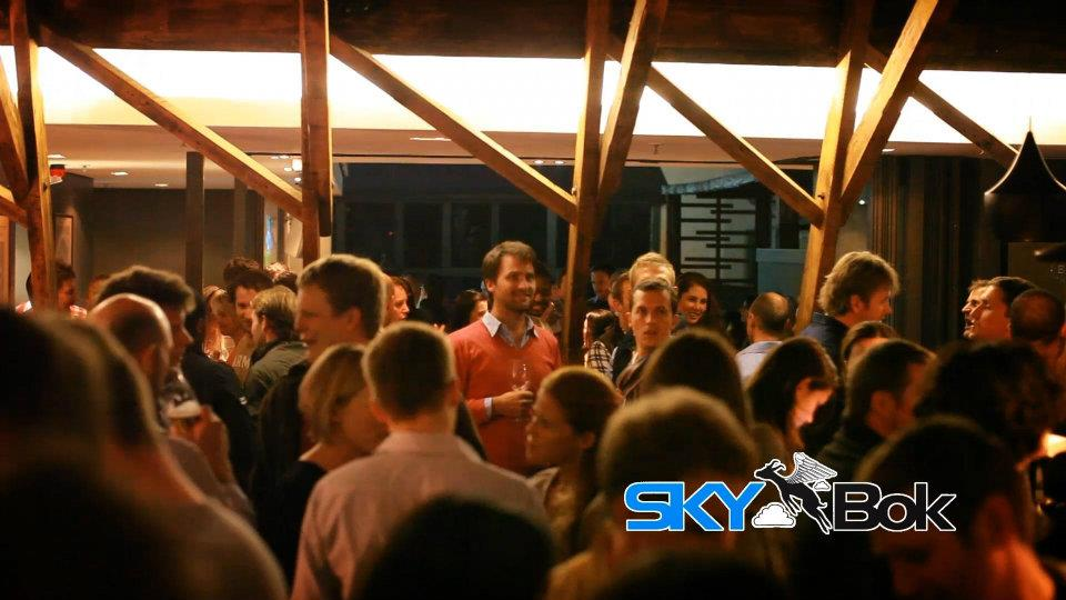 Tjing Tjing Rooftop Bar Cape Town Nightlife South Africa