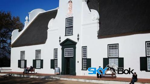Groot Constantia Wine Estate Cape Town South Africa Skybok Video Profiling