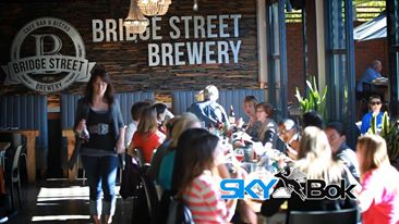 Bridge Street Brewery Port Elizabeth Video Profiling Skybok South Africa