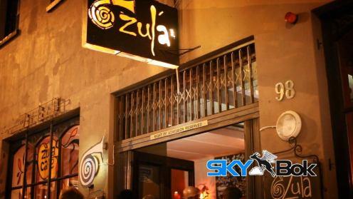 Zula Bar Cape Town Skybok Video Profiling