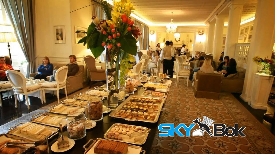 The Mount Nelson Hotel & Spa Cape Town Skybok Video Profiling South Africa