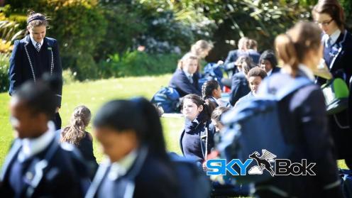 Collegiate High School Skybok Video Profiling South Africa