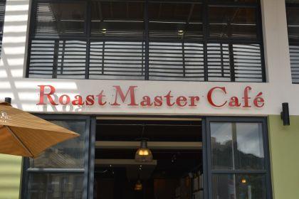 Roastmaster Cafe