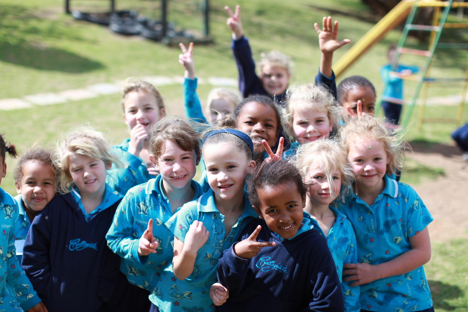 Collegiate Junior School Port Elizabeth Skybok Video Profiling South Africa