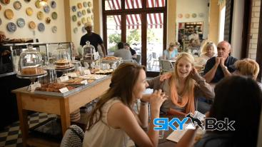 Melissa's Cape TownSkybok Video Profiling South Africa