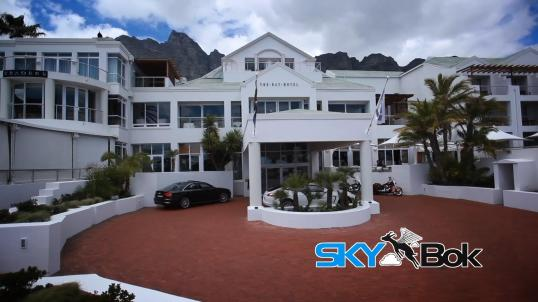 The Bay Hotel Cape Town Skybok Video Profiling South Africa
