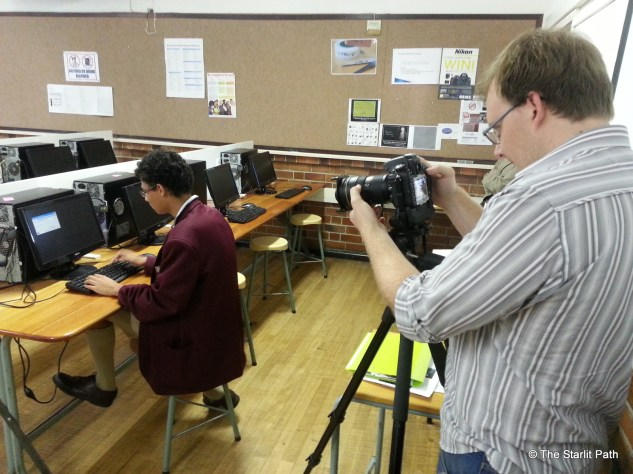 Shooting Westerford High School Cape Town