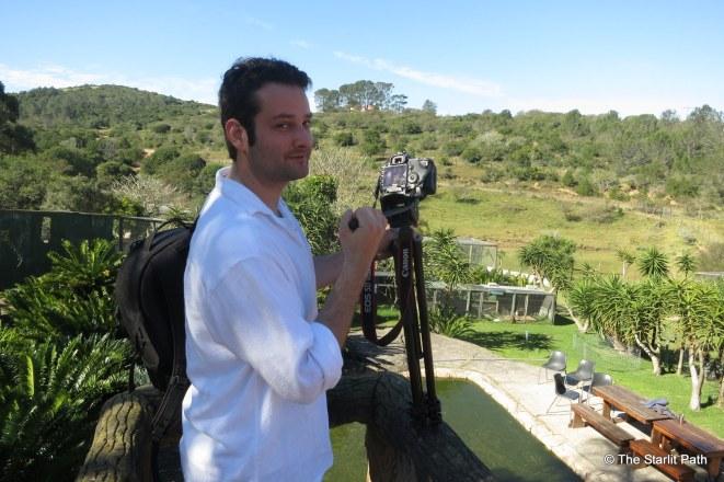 Shooting African Dawn Jeffreys Bay