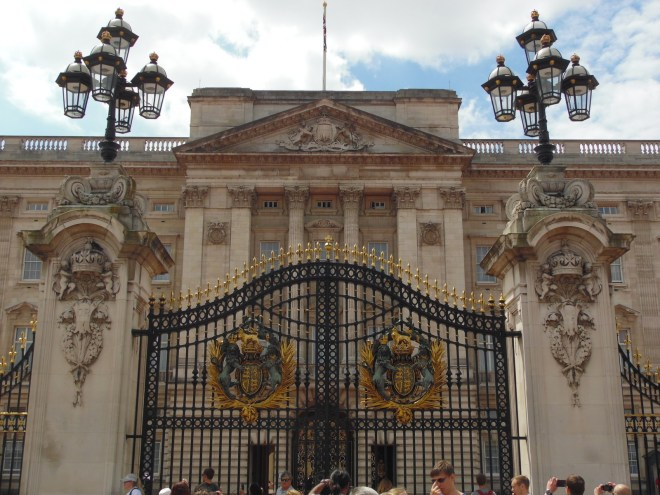 Royal Investiture at Buckhingham Palace