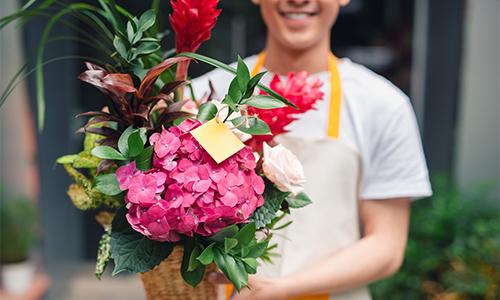 Client Outreach, Flower Company