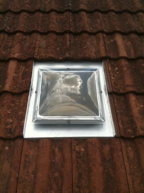 Square Skylight Tubes