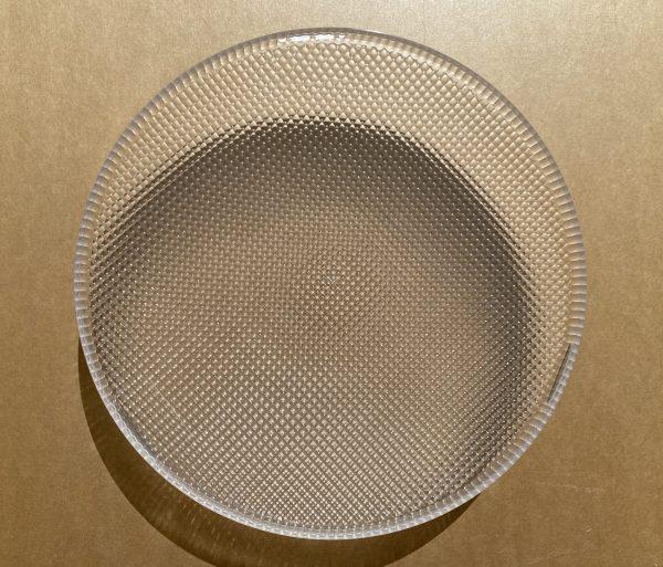 domed prismatic diffuser