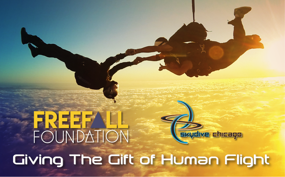 Give The Gift of Human Flight!