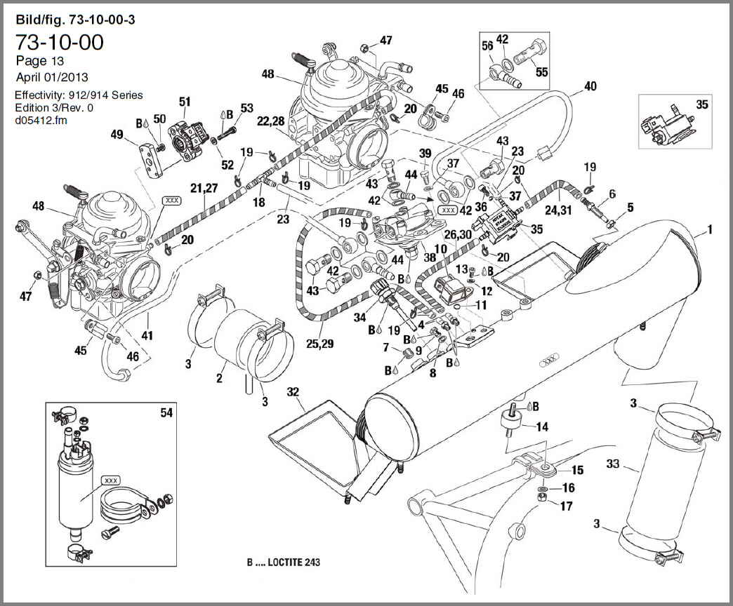 Rotax 532 Wiring Diagram Evo Wiring-diagram