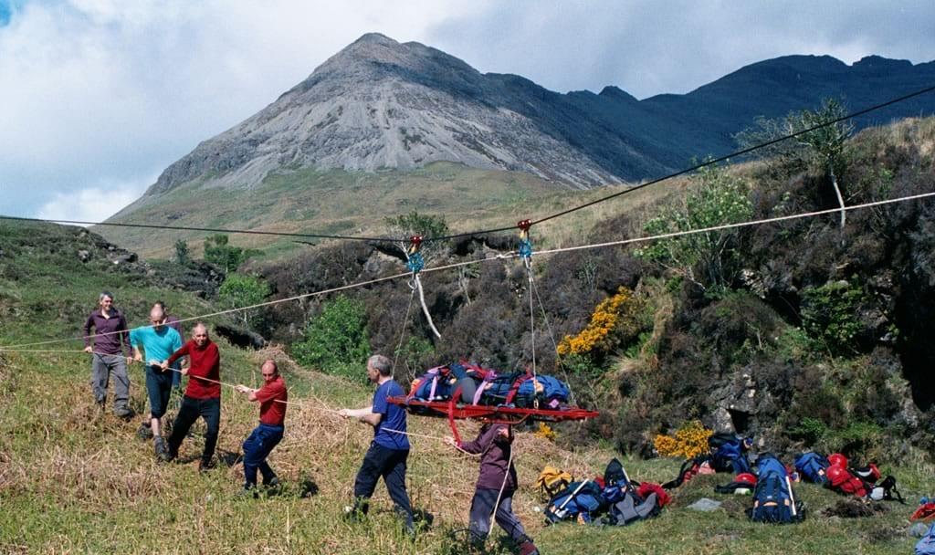 Skye MRT Training 2010