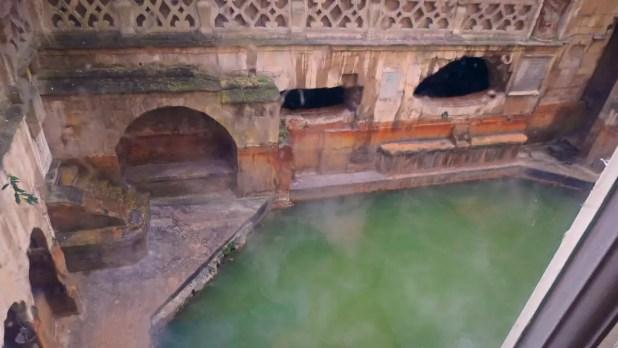 Roman Bath Spring