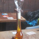 Dulle Griet Beer glass