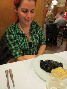 Dinner with Friends (Squid Ink)