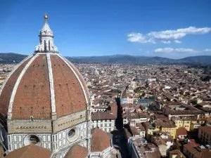 Florence Duomo Dome