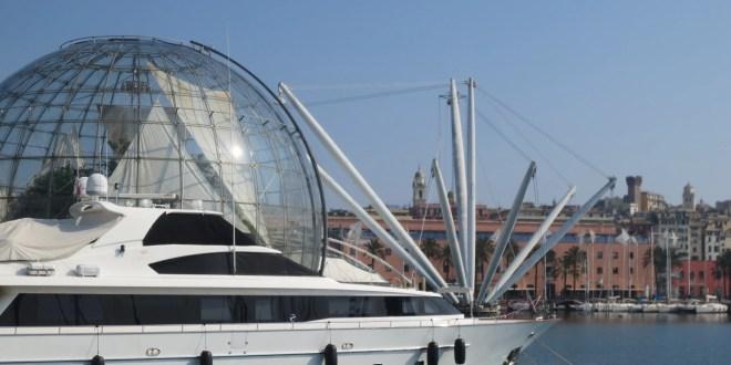 Genoa Harborf
