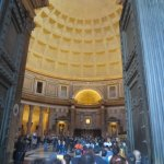 Pantheon Entrance