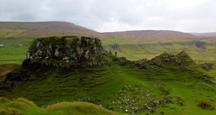 Fairy Glen (Visiting the Isle of Skye)