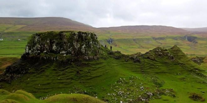 Fairy Glen (Visiting the Isle of Skye)