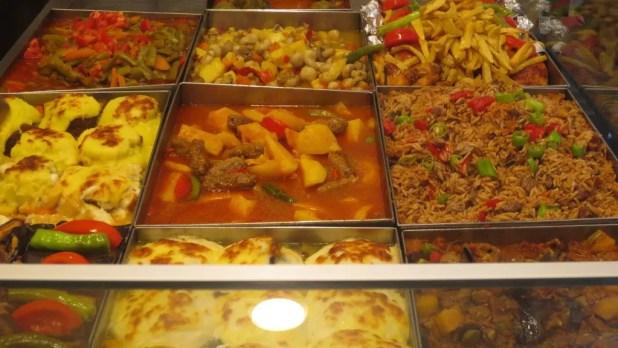 Balkan Lokantasi Food