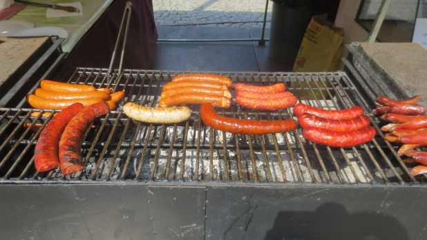 Bohemian Sausages