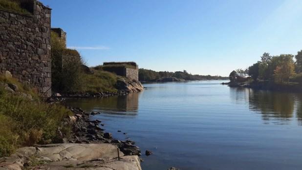 Suomenlinna Prison Shore