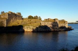 Finnish Prison on Suomonlinna Prison