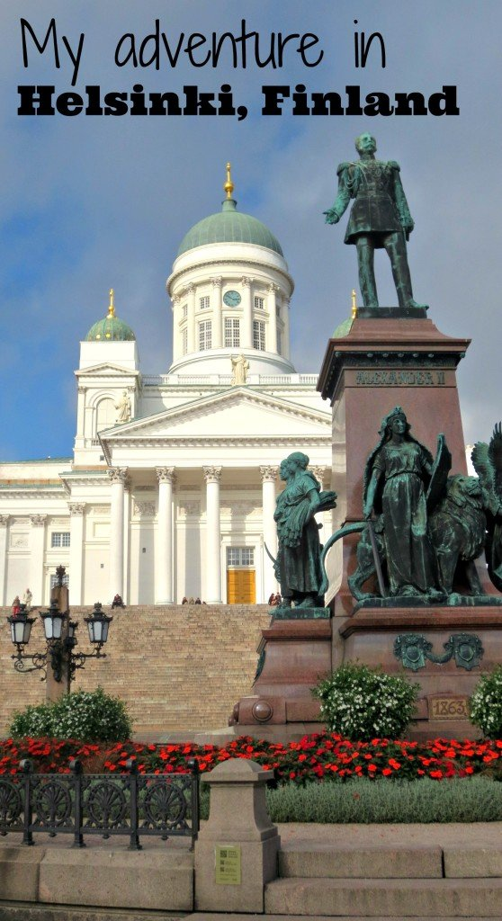 Read all about my adventure in Helsinki, my afternoon in a Finnish prison and a trip to the ER.