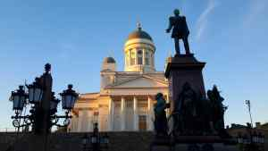 Senate Square and Helsinki Cathedral