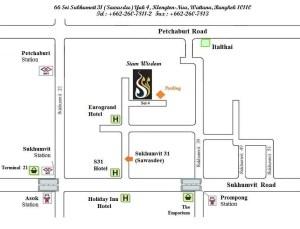Siam Wisdom Map