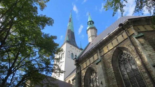 St Olaf's Church