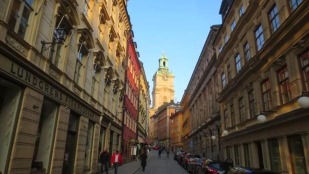 Stockholm Streets