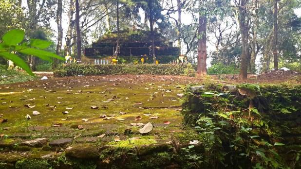 Unknown Temple in Doi Suthep