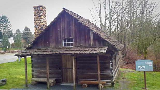 Barker Cabin