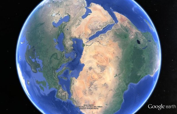 East Earth