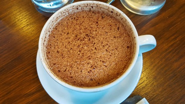 Winter Spice Hot Chocolate