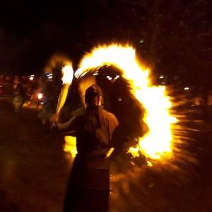 Beltane Fire Twirler