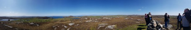 Isle of Lewis Panorama