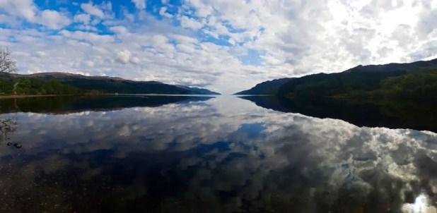 Loch Ness Panorama