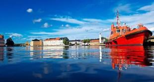 Karlskrona Harbor