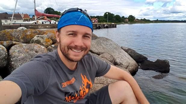 Selfie at Kristianopel