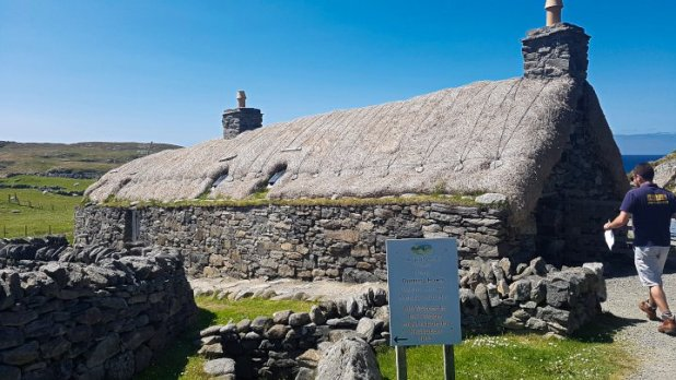 Blackhouse of the Isle of Lewis