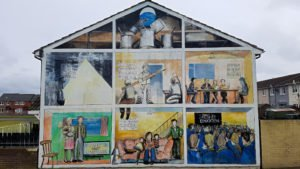 Belfast Rights Mural