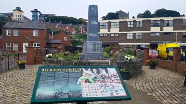Bloody Sunday Memorial