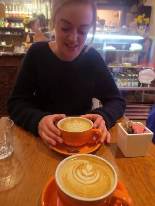 Chai Coffee with Hannah