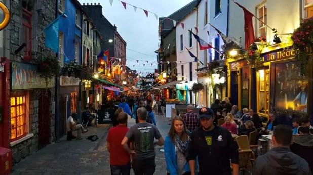 Galway High Street